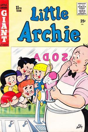 Archie Comics Retro: Little Archie Comic Book Cover No.11 (Aged)