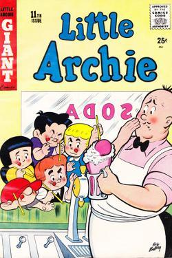 Archie Comics Retro: Little Archie Comic Book Cover No.11 (Aged) by Bob Bolling