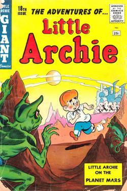 Archie Comics Retro: Little Archie Comic Book Cover No.18 (Aged) by Bob Bolling