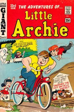 Archie Comics Retro: Little Archie Comic Book Cover No.33 (Aged) by Bob Bolling