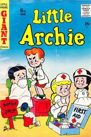 Archie Comics Retro: Little Archie Comic Book Cover No.5 (Aged)