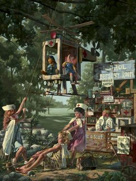 Healing Arts by Bob Byerley