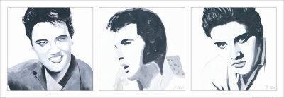 Elvis Triptych