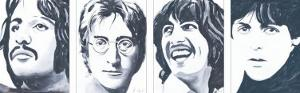 The Beatles by Bob Celic
