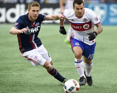 Mls: Toronto FC at New England Revolution by Bob DeChiara
