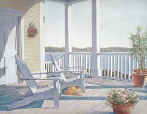 Shades of Summer I by Bob DeSantis
