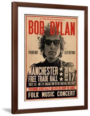 Bob Dylan Manchester Free Trade Hall