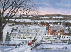Christmas Sleigh Ride by Bob Fair