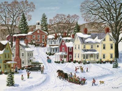 Christmas Sleigh by Bob Fair