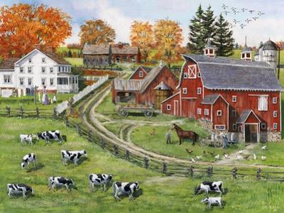 Our Dairy Farm by Bob Fair