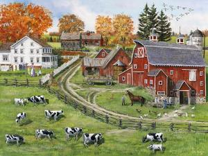 Our Dairy Farm by Bob Fair