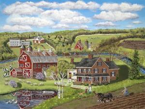 Spring Plowing by Bob Fair
