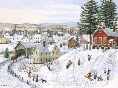 Winter Recess by Bob Fair