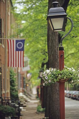Historic Society Hill Neighborhood