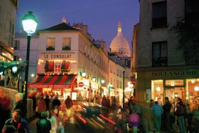Montmartre Evening