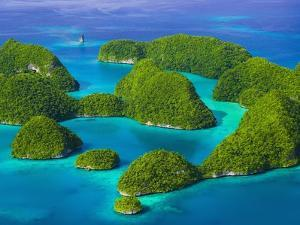Rock Islands by Bob Krist