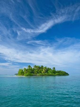 St. Joseph Atoll in the Seychelles by Bob Krist