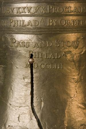 The Liberty Bell by Bob Krist