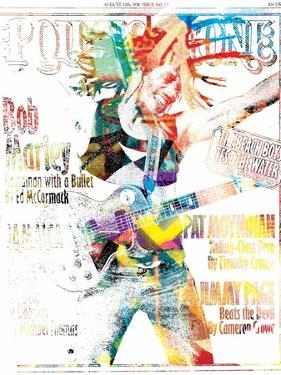Bob Marley Issue 76 Annimo