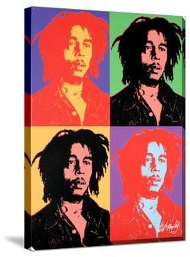 Bob Marley: Pop Art Design
