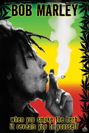 Bob Marley - Smoke the Herb Man!
