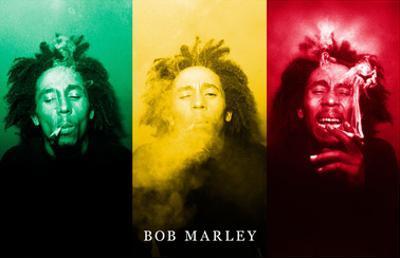 Bob Marley- Treble Smoke