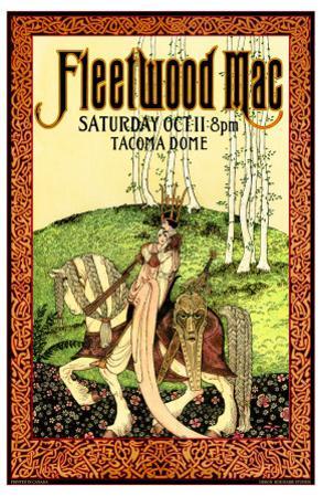 Fleetwood Mac, Tacoma, Washington by Bob Masse