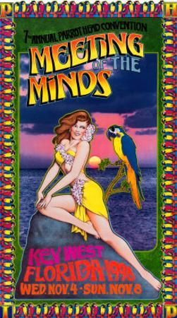 Jimmy Buffett, Meeting of the Minds Fan Convention by Bob Masse