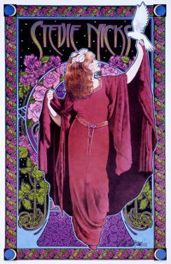 Stevie Nicks in Concert by Bob Masse