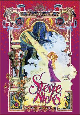 Stevie Nicks Spotlight by Bob Masse