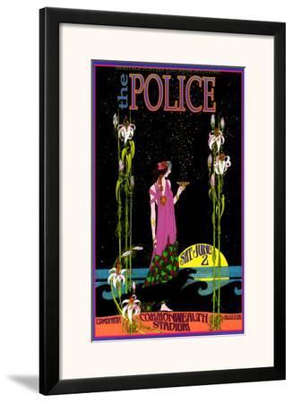 The Police in Concert, Commonwealth Stadium, Edmonton, Alberta by Bob Masse