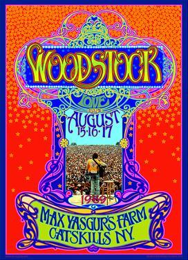 Woodstock 45th Anniversary by Bob Masse