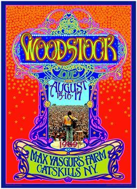 Woodstock 45th Anniversary by Bob Masse