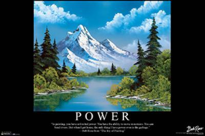 Affordable Bob Ross Posters For Sale At Allposterscom