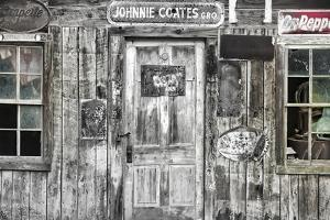 Coates Grocery BW by Bob Rouse