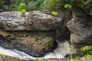 Linville River Gorge2 by Bob Rouse
