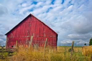 painter barn by Bob Rouse