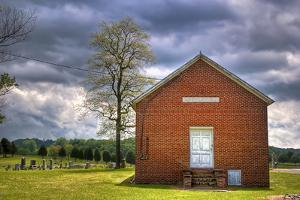 Quaker Church by Bob Rouse