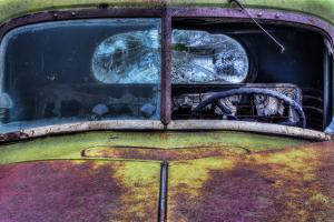 Rusty Green by Bob Rouse
