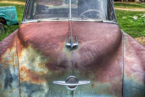 Rusty Olds by Bob Rouse