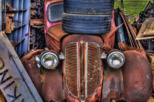 Tires by Bob Rouse