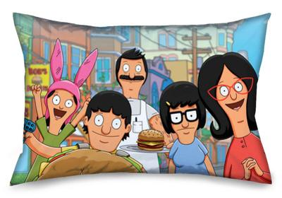 Bob's Burgers - Belcher Family Standard Pillowcase