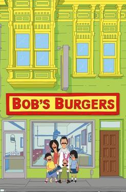 Bob's Burgers - Key Art