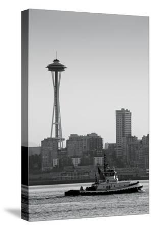 BW Space Needle IV by Bob Stefko
