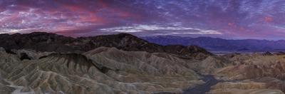 Dawn Sky over Desert Mountains by Bob Stefko