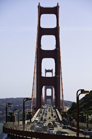 Golden Gate III by Bob Stefko