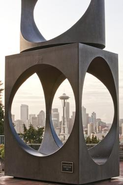 Kerry Park I by Bob Stefko