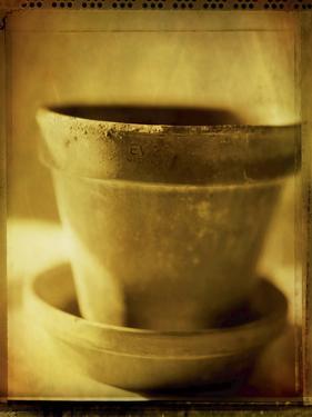 Terracotta Pots I by Bob Stefko