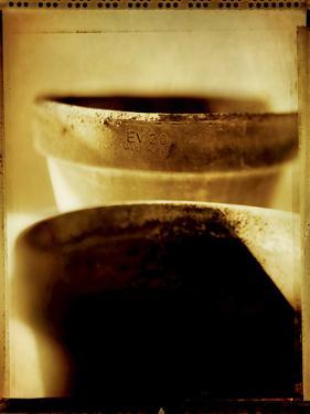 Terracotta Pots IV by Bob Stefko