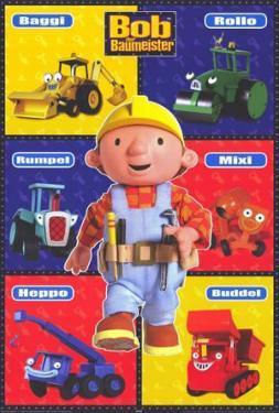 Bob the Builder - German Style